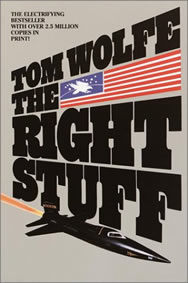 The Right Stuff, by Tom Wolfe