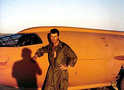 Chuck Yeager and Bell X-1