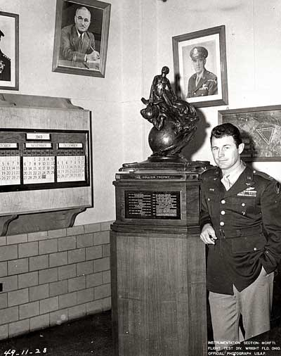 Chuck Yeager and the Collier TrophyA