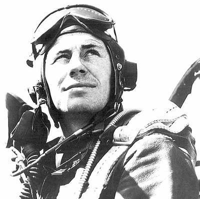 Yeager in 1944