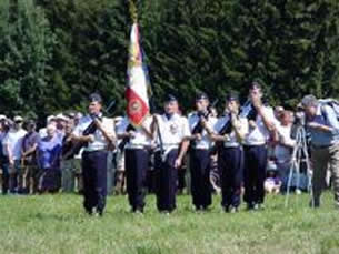 French Honor Guard