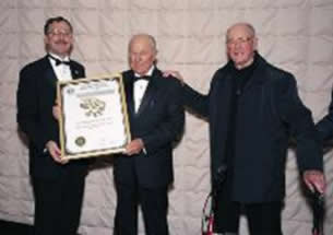 Honorary Engineer of the Year Award to Chuck Yeager