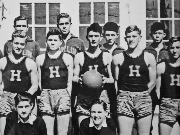 Hamlin High School Basketball Team
