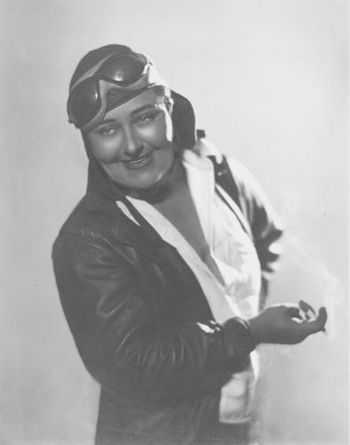 Pancho Barnes publicity photo